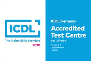 BBS Lahnstein ist ECDL/ ICDL Prüfzentrum 2020