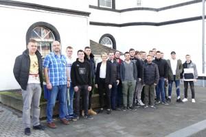 Besuch des Unternehmens Keyence Deutschland GmbH