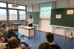 Hochschule Koblenz informiert an der BBS Lahnstein